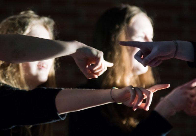 Residenztheater/JUNGES RESI/Theresia-Gerhardinger-Gymnasium am Anger 2016, Foto: Karsten Kowalk