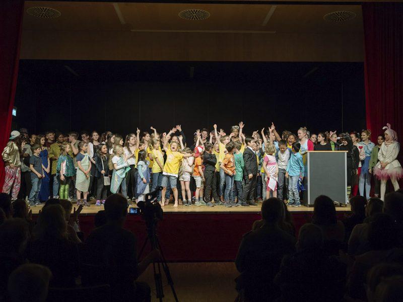 TUSCH Jahrespräsentation 2018, Foto: Severin Vogl