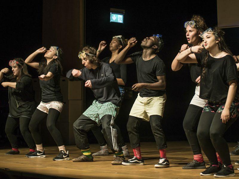 Metropoltheater/Anita-Augspurg-BOS 2018, Foto: Karsten Kowalk