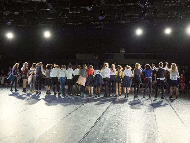 Junges Staatstheater am Gärtnerplatz/Max-Josef-Stift 2019, Foto: Severin Vogl