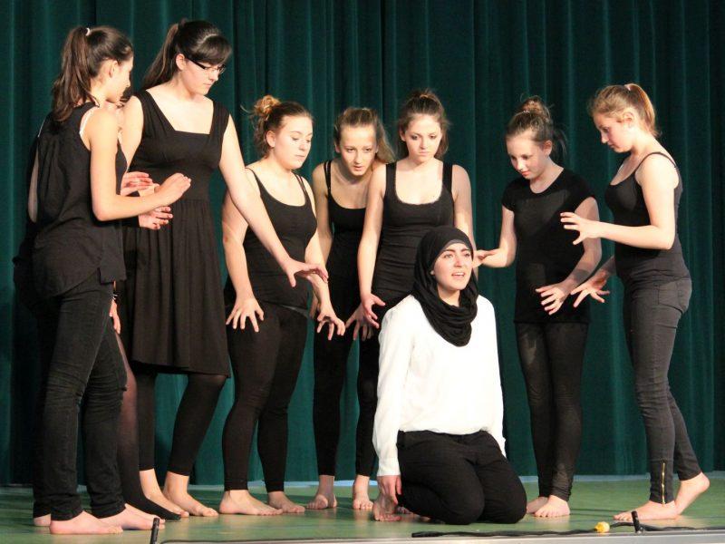 Gärtnerplatztheater/Anne-Frank-Realschule/ Suse Fritzenschaft 2014