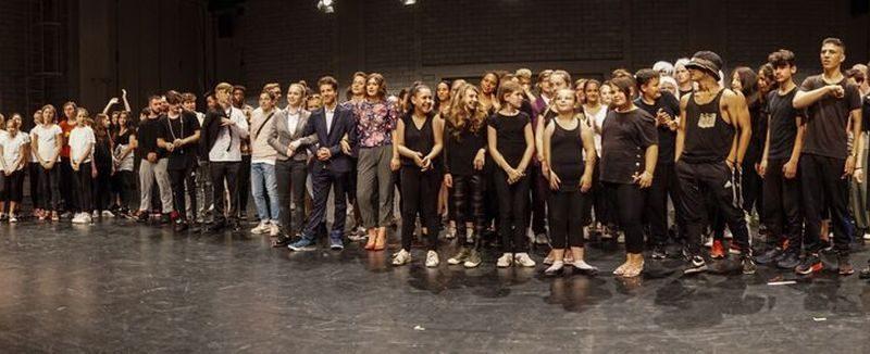 Jahrespräsentation 2017 in den Münchner Kammerspielen