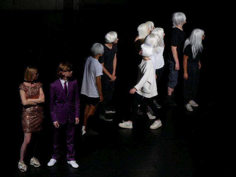 Münchner Kammerspiele/Staatliches Albert-Einstein-Gymnasium/ Amon Ritz 2017