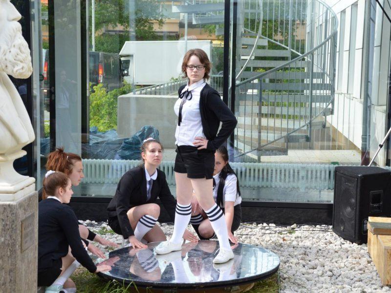 Münchner Kammerspiele/Städtische Riemerschmied Wirtschaftsschule/ Illona Herrmann 2014