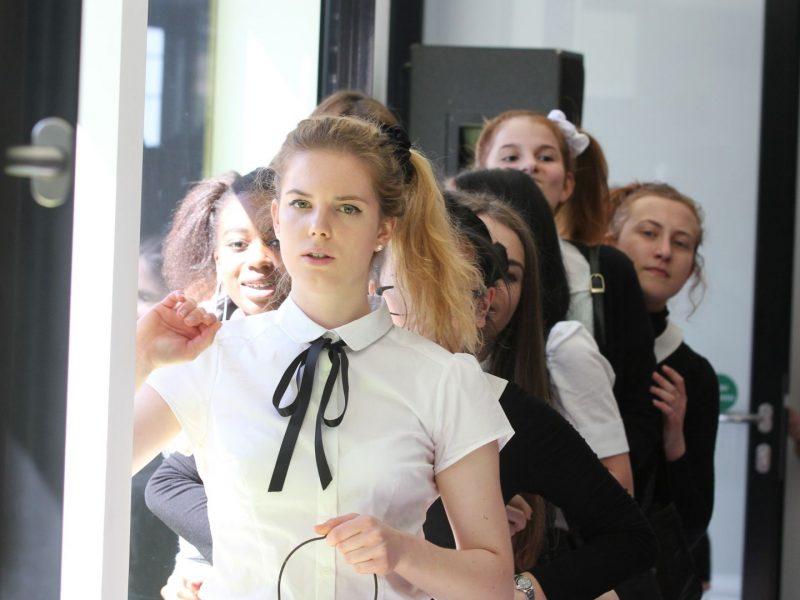 Münchner Kammerspiele/Städtische Riemerschmied Wirtschaftsschule/ Nadja Weinberger 2014