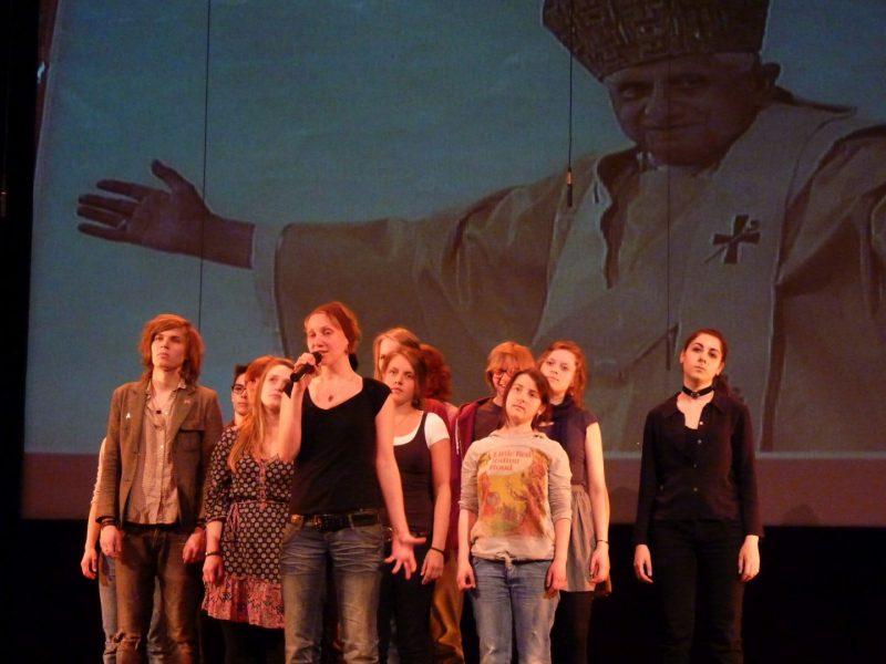 Münchner Kammerspiele/Rainer-Werner-Fassbinder FOS/ Walter Neumann 2010