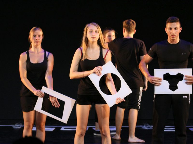 Residenztheater/Staatlliches Erasmus-Grasser-Gymnasium/ Annette Völker-Rasor 2015