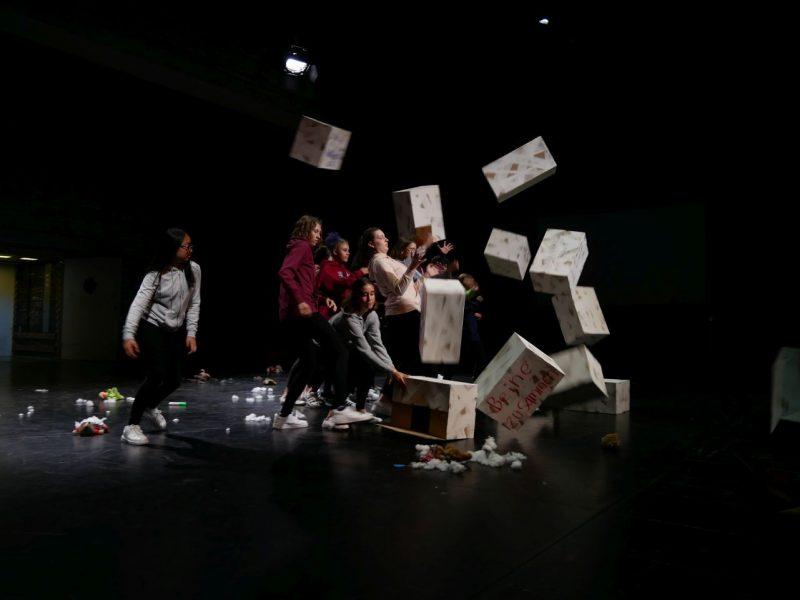 Residenztheater / Theresia-Gerhardinger-Gymnasium am Anger / Amon Ritz 2017